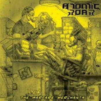 ATOMIC ROAR The Warfare Merchants
