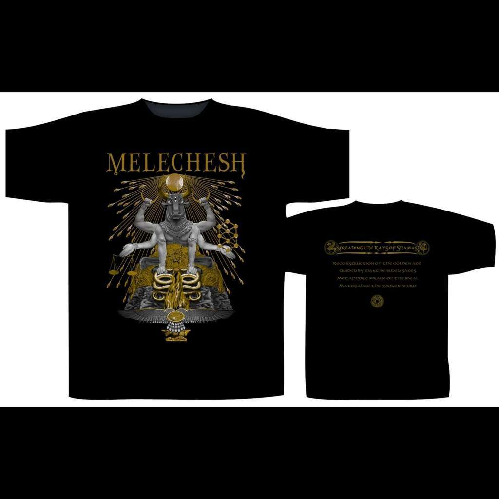 MELECHESH Spreading The Rays Of Shamash. XL Size