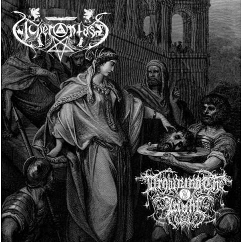 DROWNING THE LIGHT / ACHERONTAS Split Ep