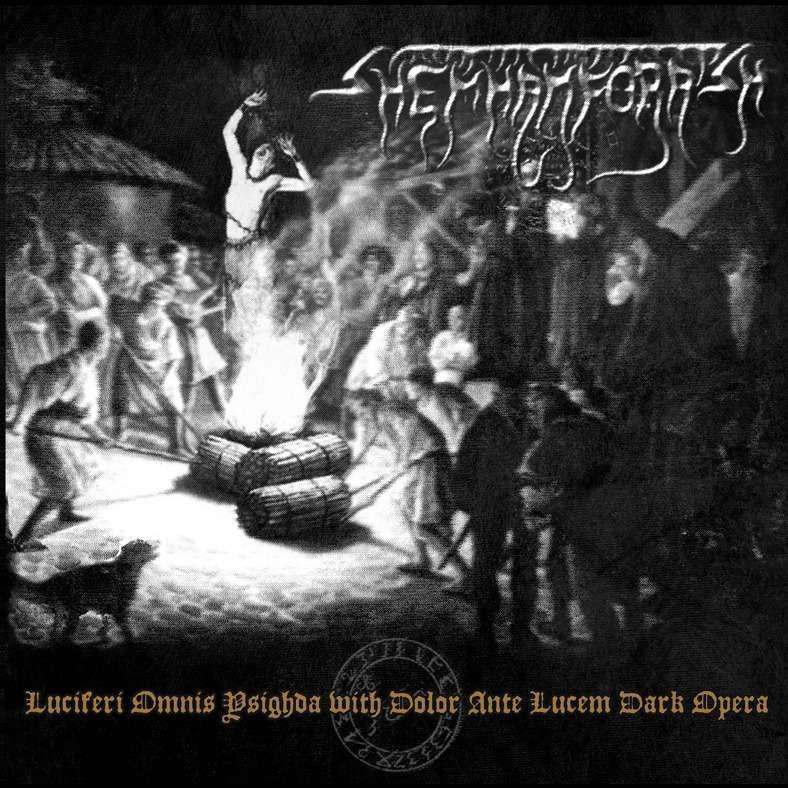 SHEMHAMFORASH Luciferi Omnis Ysighda with Dolor Ante Lucem Dark Opera