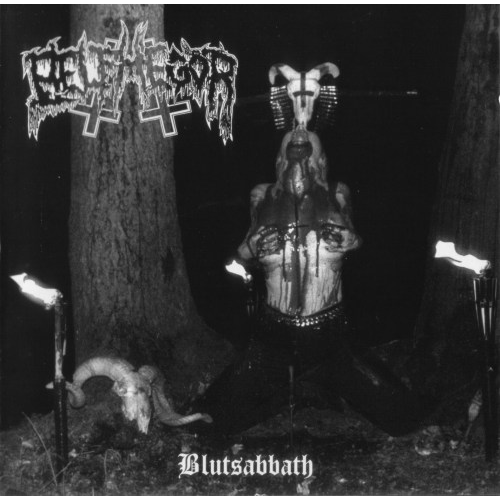 BELPHEGOR Blutsabbath. Picture LP