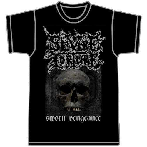 SEVERE TORTURE - Sworn Vengeance. L Size - T-shirt