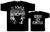SLAGMAUR - Skrekk Lich Kunstler. XL Size - T-shirt