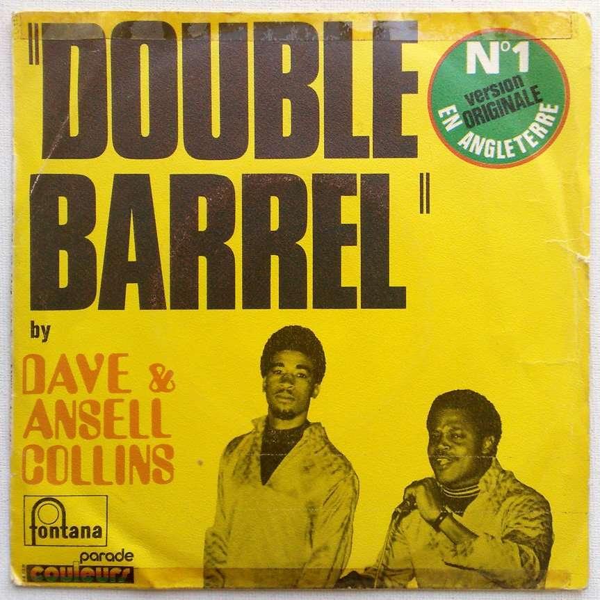 Dave Ansil Collins Monkey Spanner