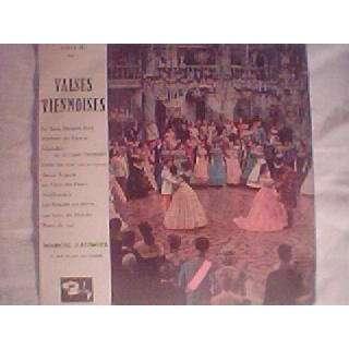 Marcel Pagnoul Valses viennoises  vol n°1