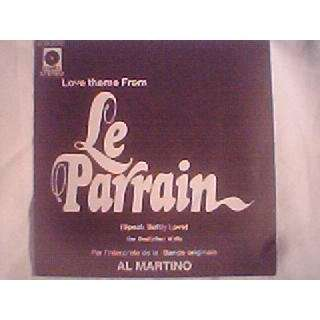 AL martino love theme from le parrain / The godfather waltz