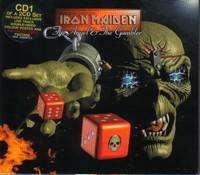 IRON MAIDEN the angel and the gambler cd1 ( avec poster )