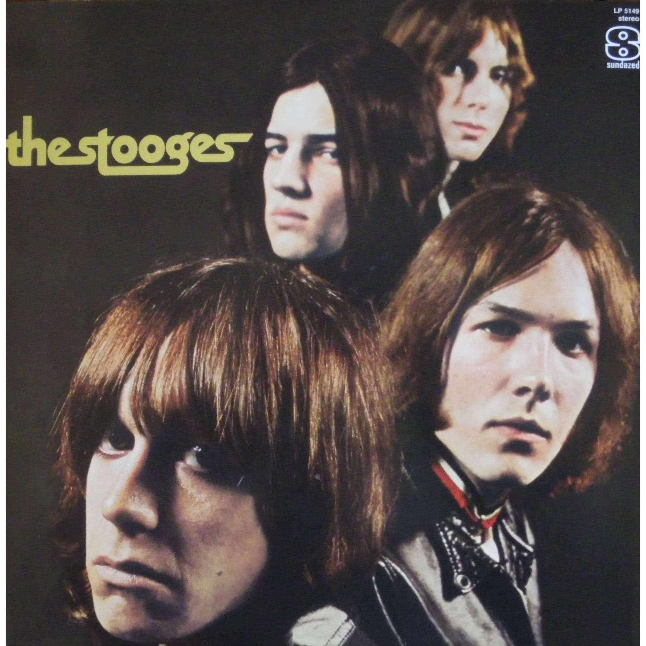 First -1969- by The Stooges, LP with paskale - Ref:114683334