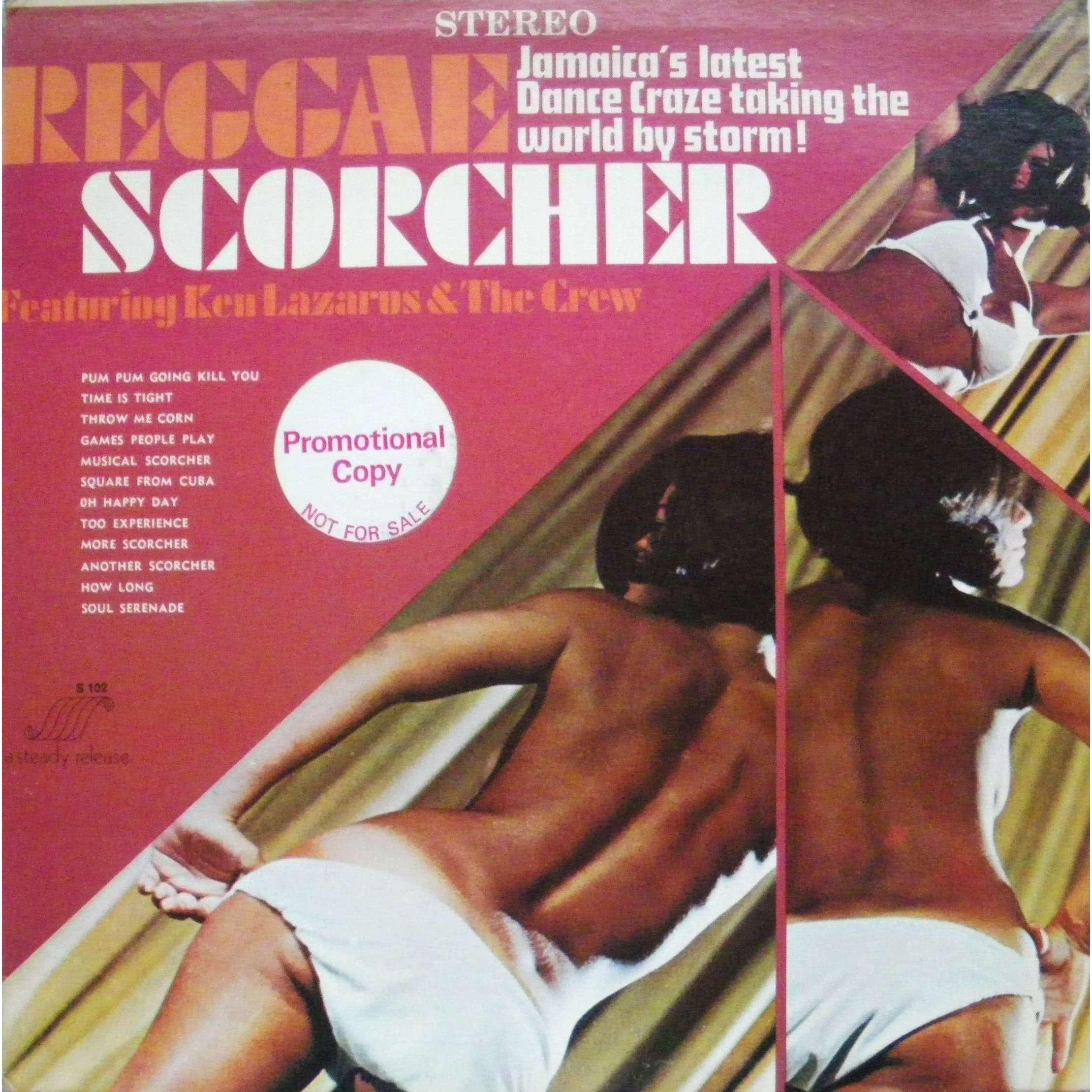 Ken Lazarus And The Crew Reggae Scorcher