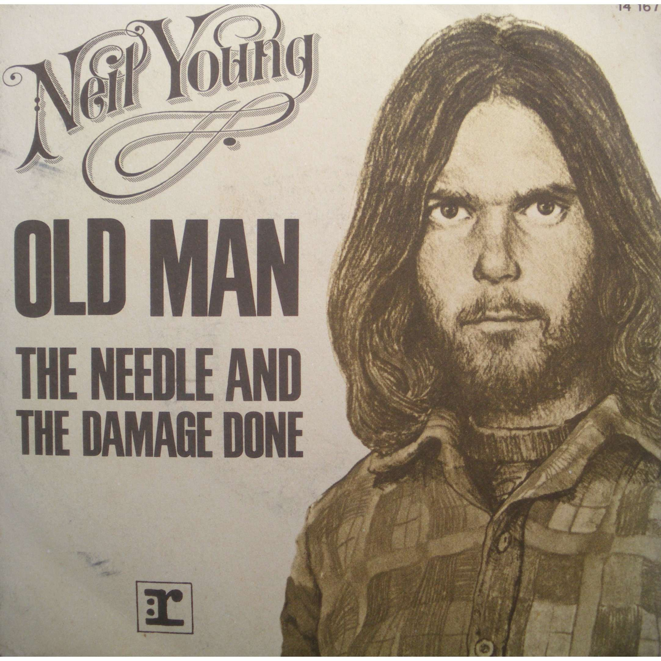 neil young old man/the needle and damage done