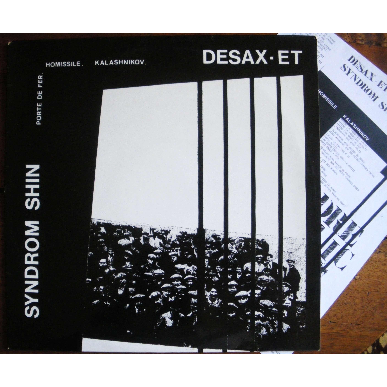 DESAX-ET/SYNDROM SHIN Homissile