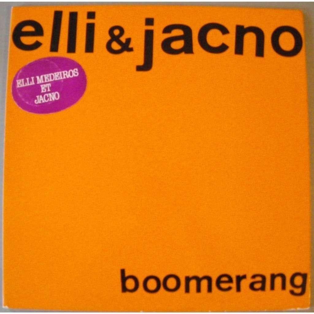 elli et jacno boomerang