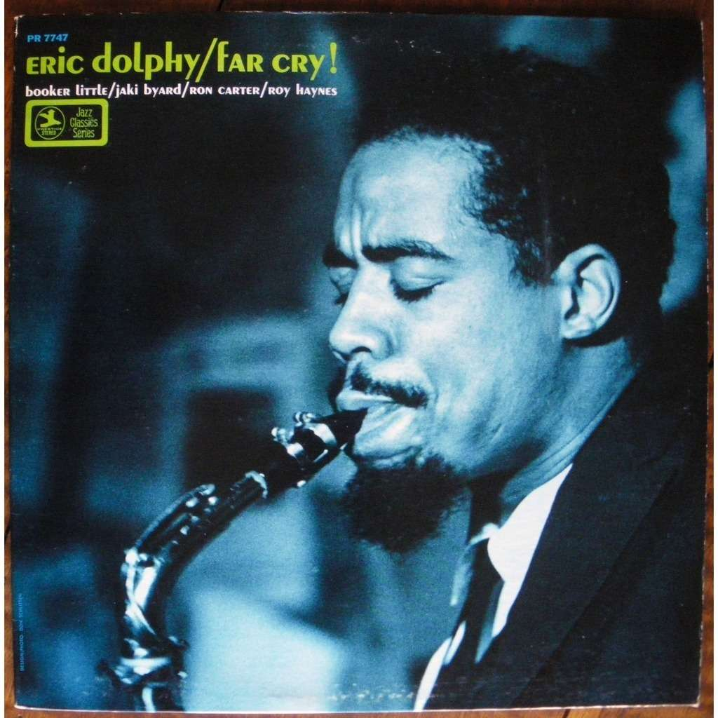 Far Cry By Eric Dolphy Lp With Paskale Ref 2300071746