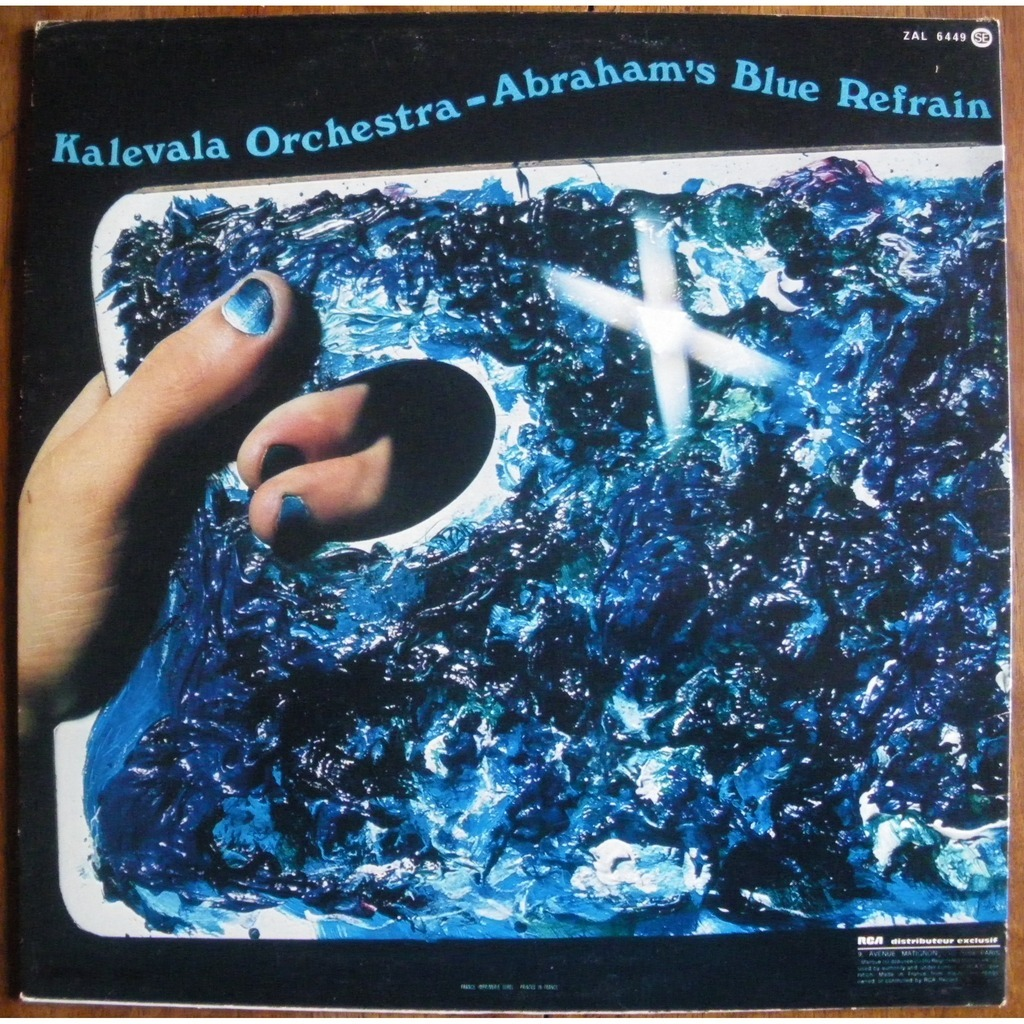 KALEVALA ORCHESTRA ABRAHAM'S BLUE REFRAIN