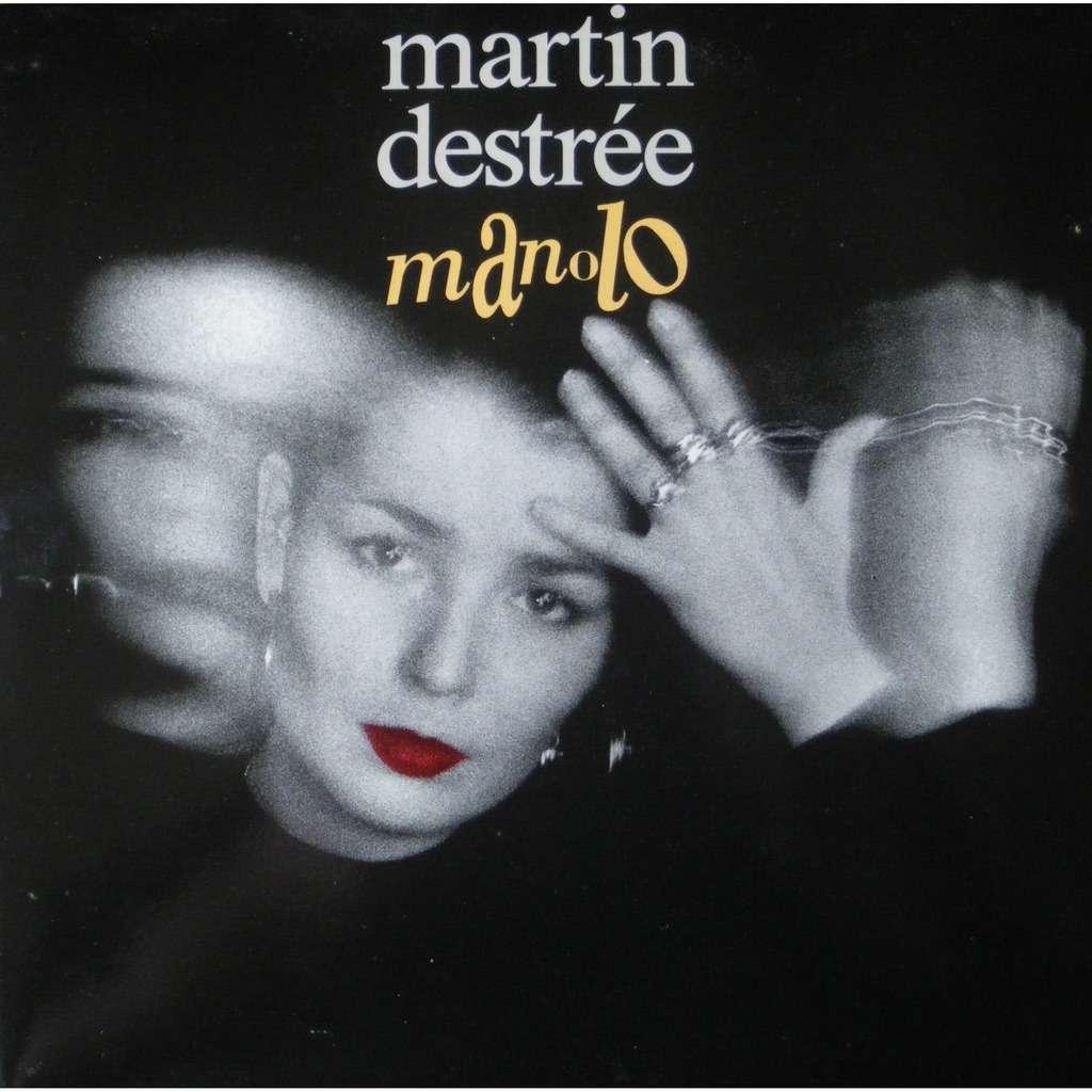 Martin Destrée - Manolo
