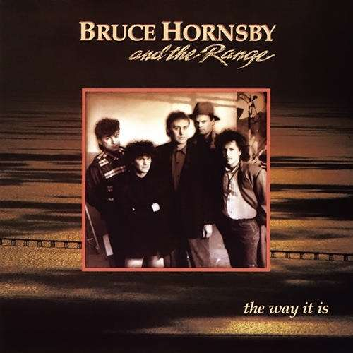 the way it is by bruce hornsby and the range lp with passat55 ref 114767036