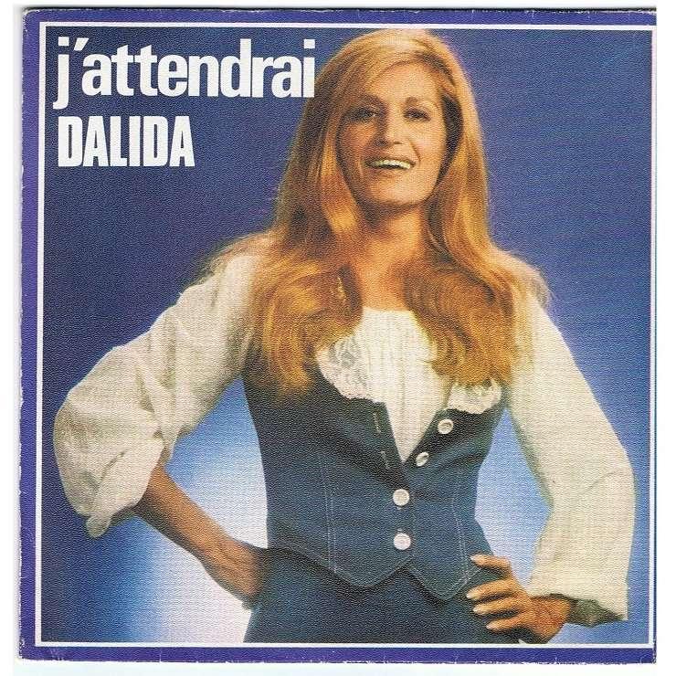Dalida - J'Attendrai - L'Amour A La Une