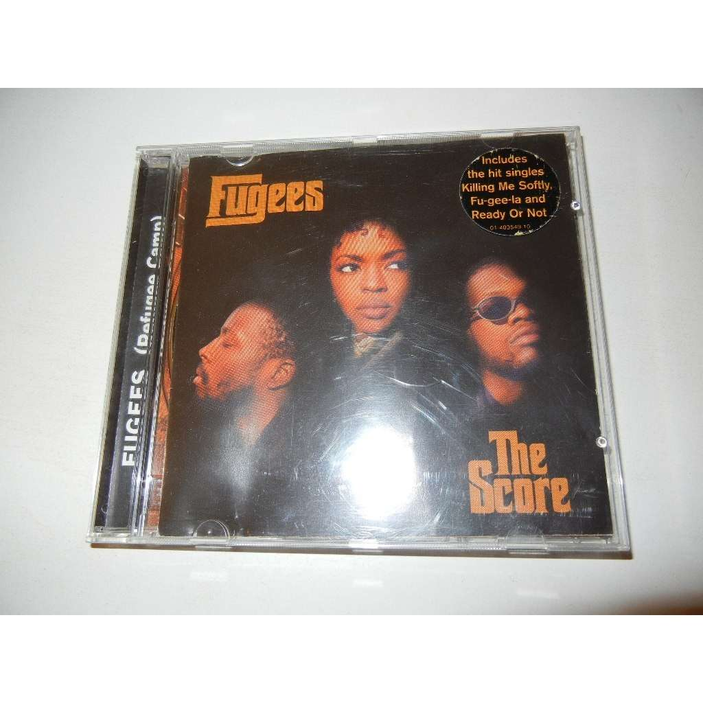 The Score By Fugees Cd With Patrickjoker Ref 115023853
