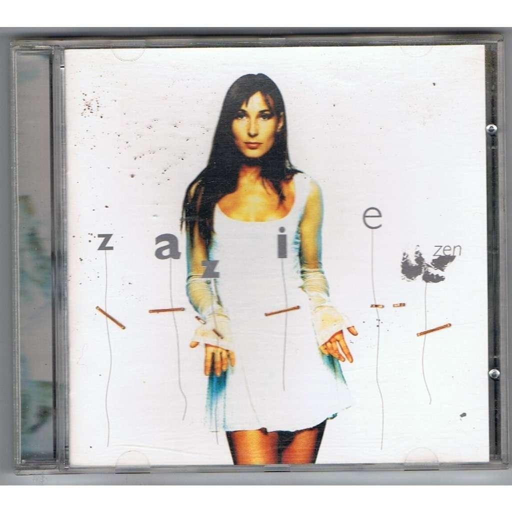 Zen By Zazie Cd With Patrickjoker Ref 115121167