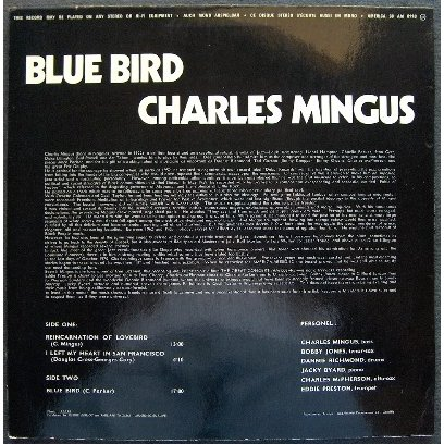 Charles Mingus Blue Bird