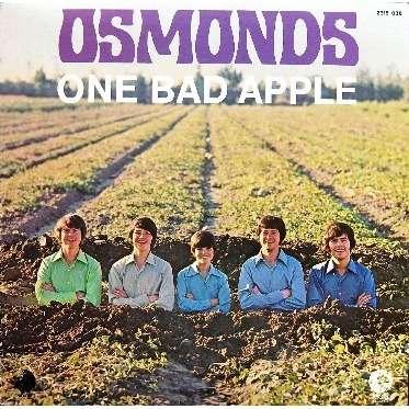 Osmonds One Bad Apple