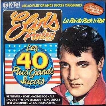 Les 40 Plus Grands Succ 232 S Elvis Presley Le Roi Du Rock