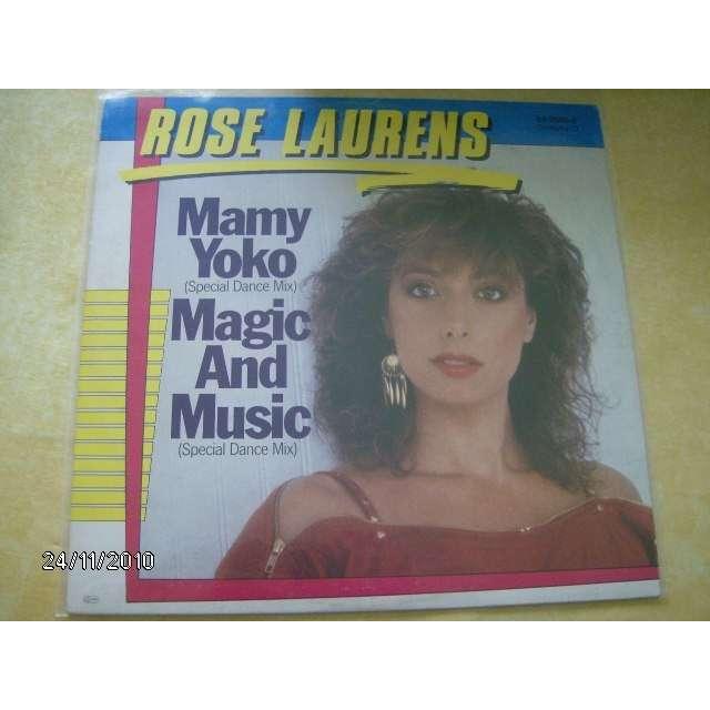 ROSE LAURENS mamy yoko/magic and music