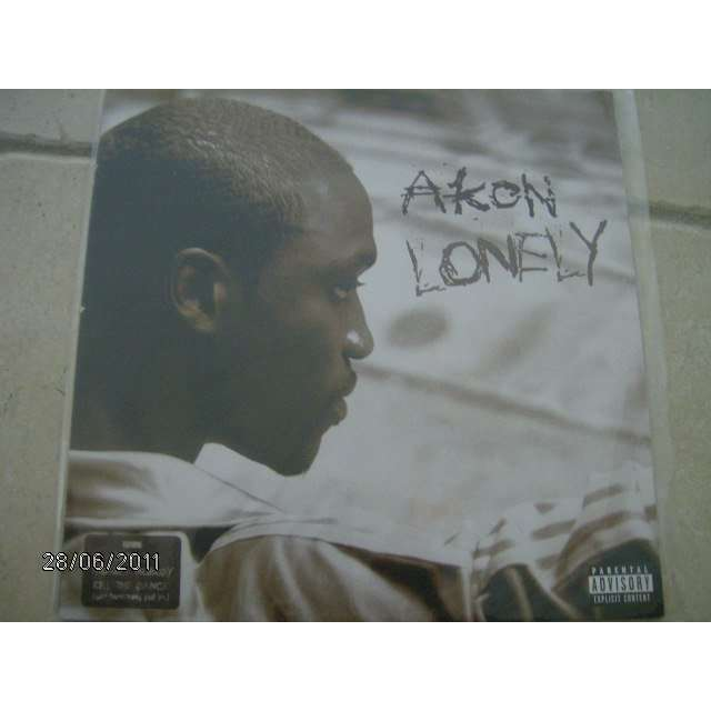 AKON lonely, 12 INCH 45 RPM for sale on CDandLP.com