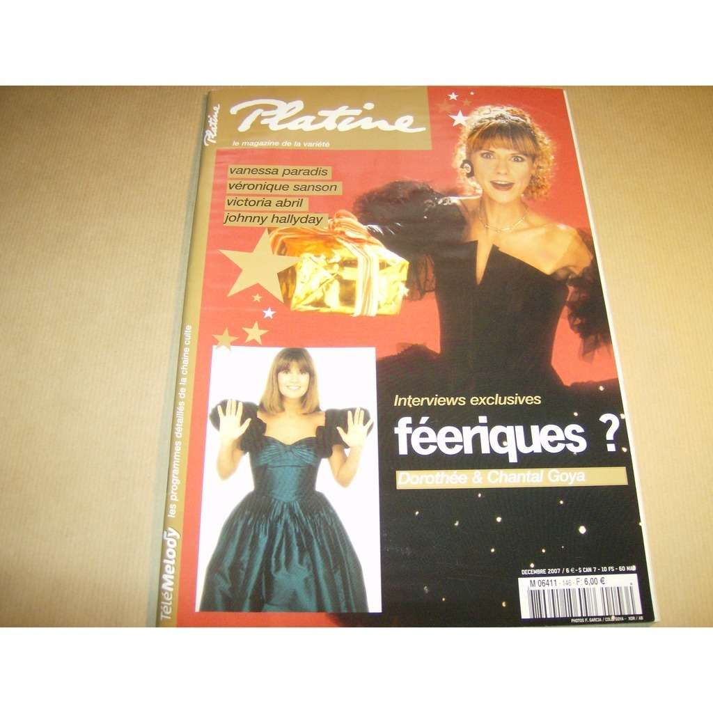 platine magazine dorothée n°146