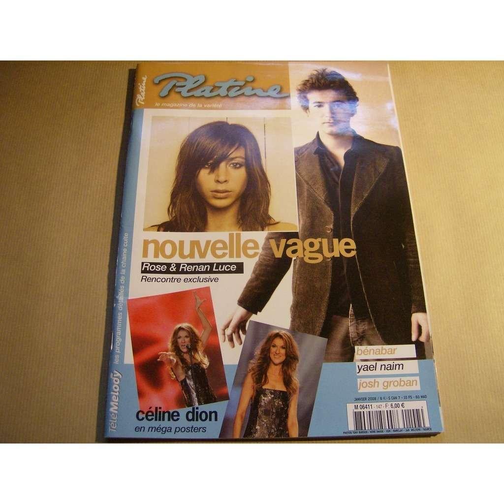 platine magazine renan luce n°147