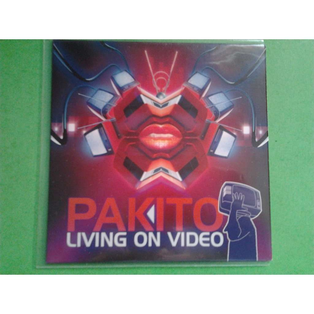 PAKITO Living On Video  orig.radio edit 3:20/noot's vocal radio edit 3:10/orig.mix 5:36/noot's vocal mix 6: