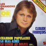 Claude François Les chansons en Or