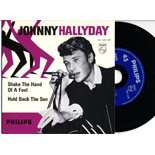 Johnny Hallyday CD 2 titres Shake the hand of a fool