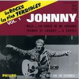 Johnny Hallyday-CD 4 titres Vol.1 les rocks les plus terribles vol.1