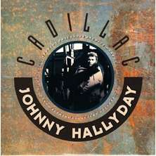 Johnny Hallyday CD 4 titres Cadillac