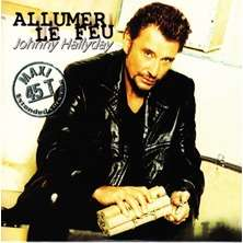cd 2 titres allumer le feu remix club de johnny hallyday cds chez pinup ref 114185399. Black Bedroom Furniture Sets. Home Design Ideas