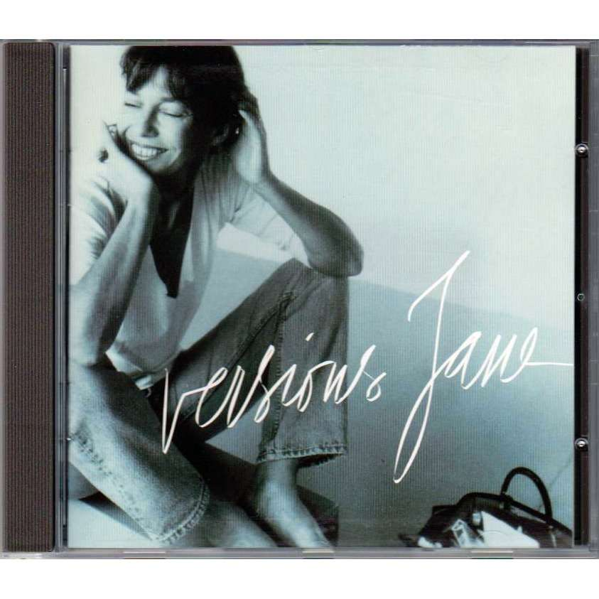 Jane Birkin Versions Jane