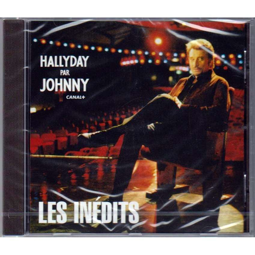 Johnny Hallyday Les inédits - Canal +