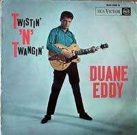 Duane eddy Twistin'n'Twangin'