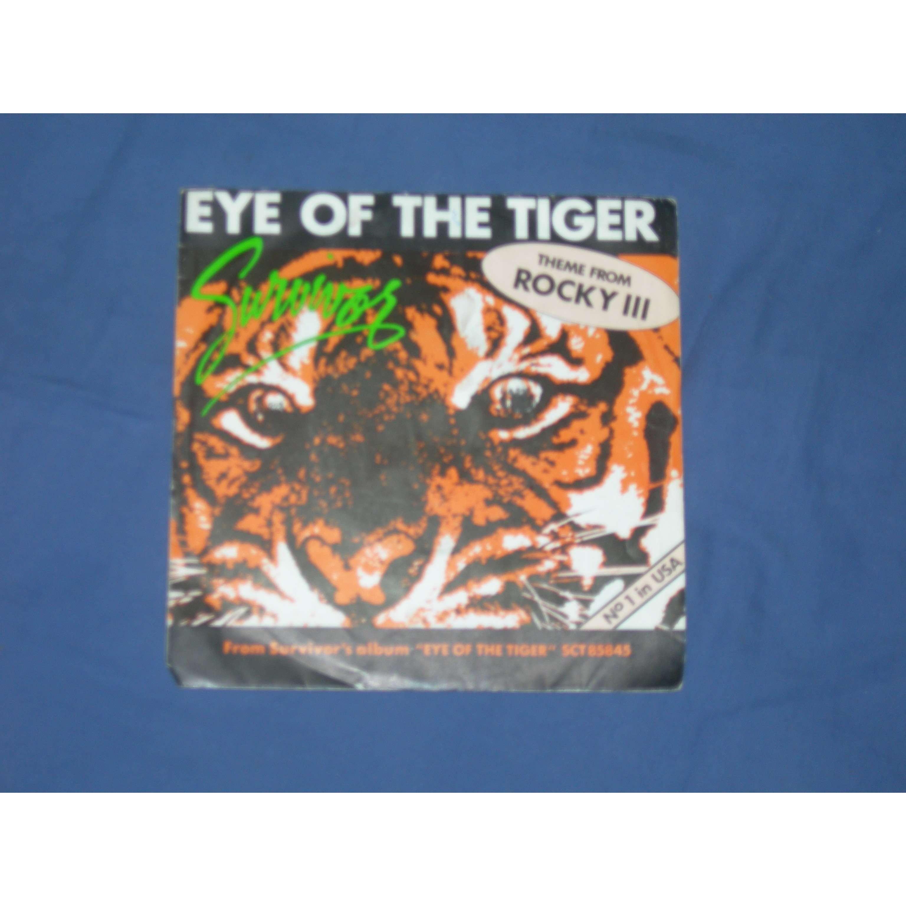 survivor eye of the tiger ( b o rocky 3 ) _  /  take you on a saturday
