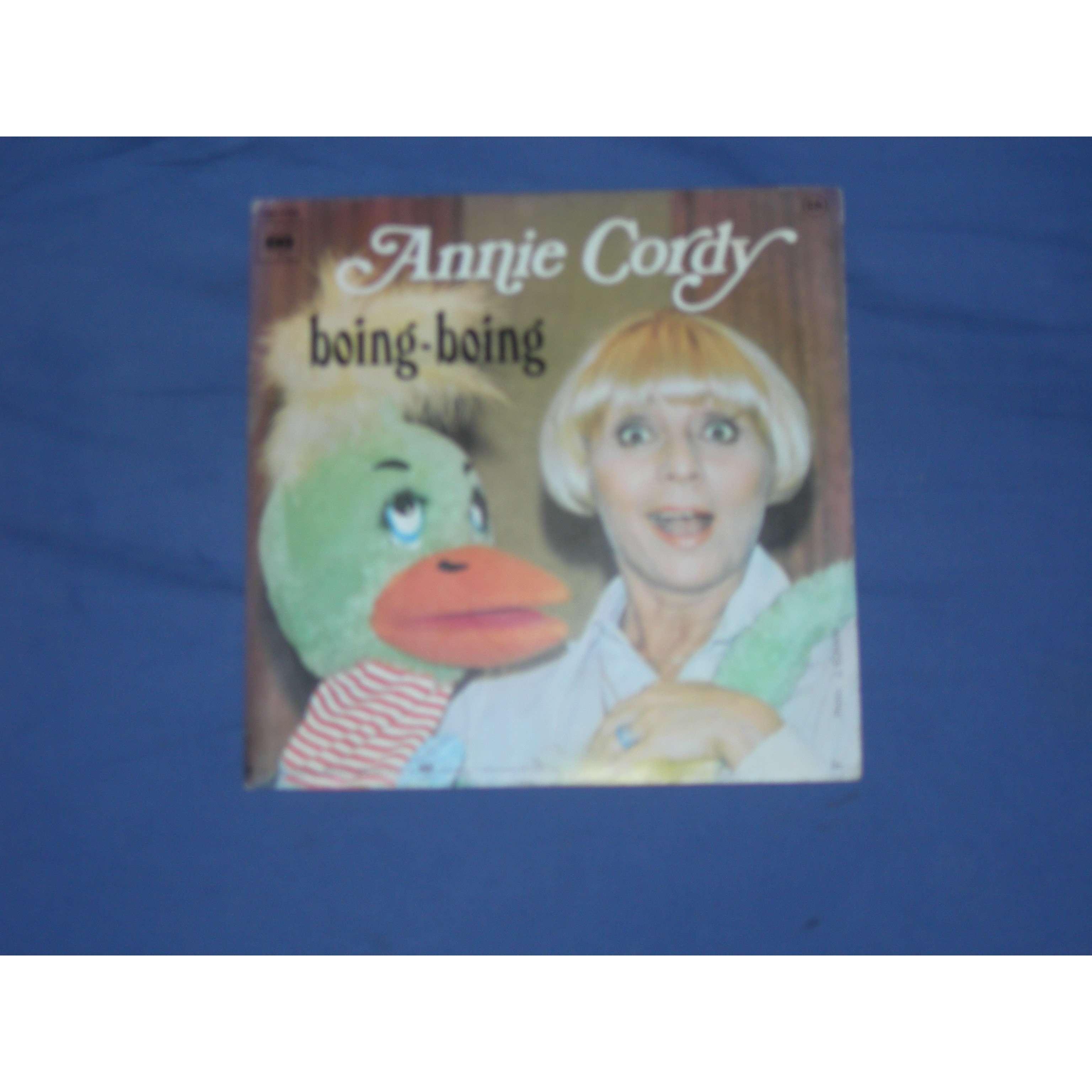 Annie Cordy - Petit Paté / Boing-Boing