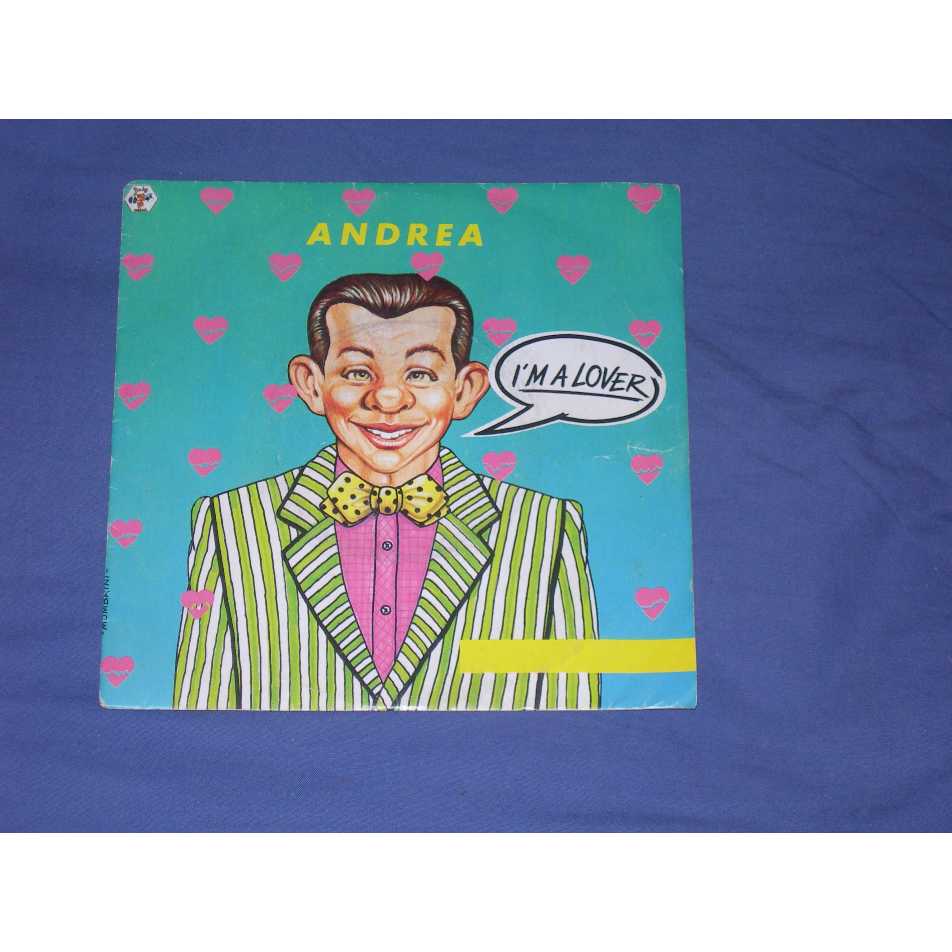 andrea i'm a lover _  /  i'm a lover