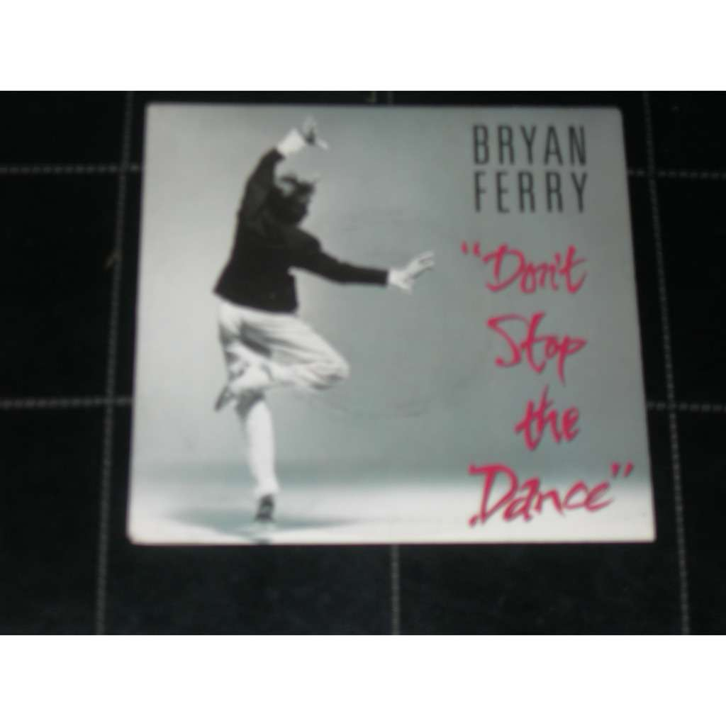DonT Stop The Dance