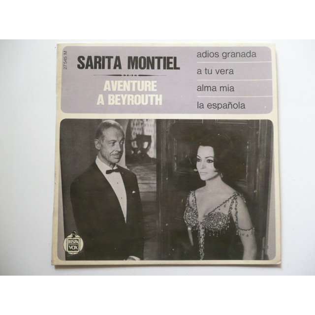 SARITA MONTIEL adios Granada
