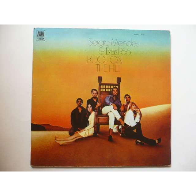 sergio mendes & brasil '66 fool on the hill/68 latino tres rare