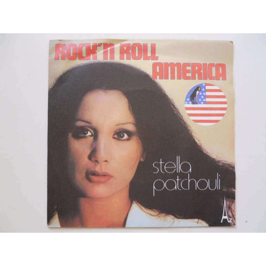 Stella PATCHOULI Rock'n roll America - 114817540