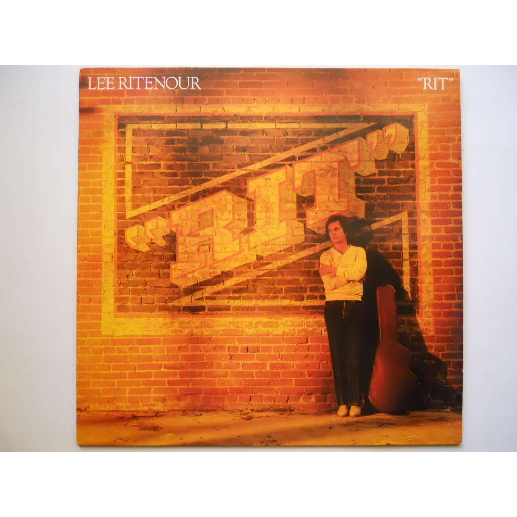 Rit By Lee Ritenour Lp With Platine Ref 114823441