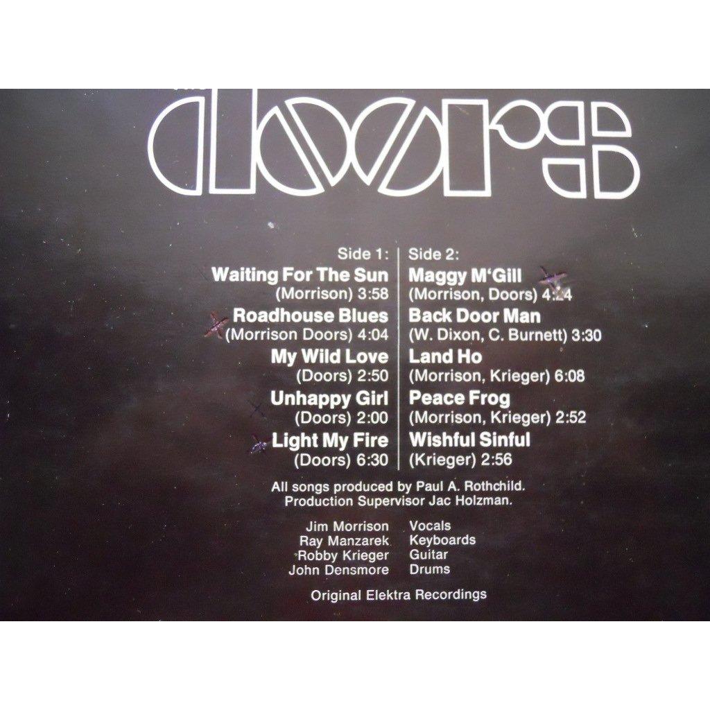 The DOORS Star collection; The DOORS Star collection ...  sc 1 st  CD and LP & Star collection by The Doors LP with platine - Ref:114875510
