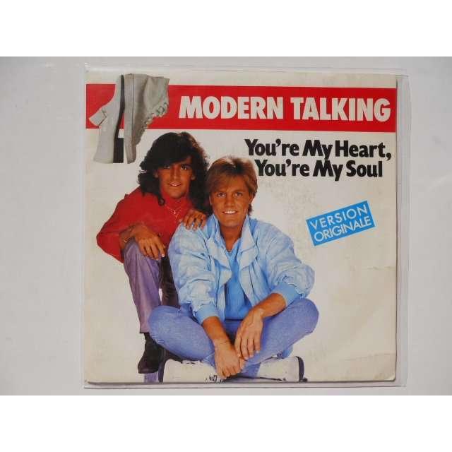modern talking You're my heart,you're my soul