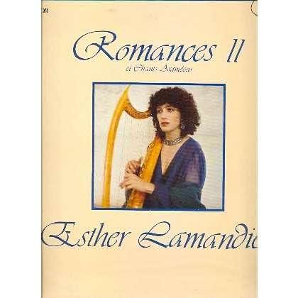 LAMANDIER Esther romances ii et chants arameens